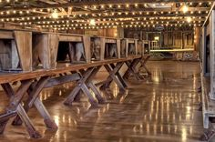 Luckenbach dance hall . . luckenbach, texas