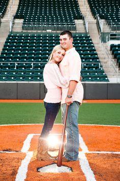 Baseball Field Engagement Shoot