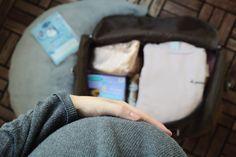 Geburtsvorbereitung - Von Wünschen und der Kliniktasche. Meine Gedanken rund um die letzten Vorbereitungen. Jetzt auf dem Blog!