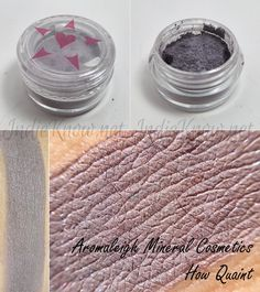 Swatch Post! Brilliant Deductions by Aromaleigh Mineral Cosmetics! Part 2 of 3. - Indie Know