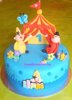 Sweetsinabox.be Bumba cake