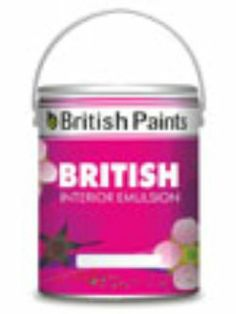 British Interior Emulsion offers wonderful smoothness and class to your interior walls and giving it an expensive look.  Read more: http://www.britishpaints.in/interior-wall-paints/british.html