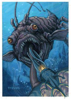 Opee Sea Killer • Chris Trevas