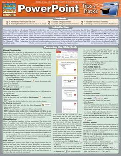 Powerpoint Tips & Tricks Download