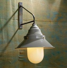 Lighting: Circa Antiques Outdoor Lighting: Remodelista