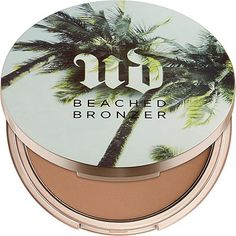 Urban Decay Cosmetics Beached Bronzer Sun-Kissed (matte light-medium bronzer)