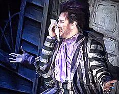 Beetlejuice Quotes, Beetlejuice Cartoon, Theatre Nerds, Musical Theatre, I Need A Boyfriend, Tim Burton Characters, Michael Keaton, Original Movie, Beetle Juice