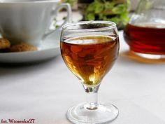 Nalewka herbaciana Rum, Alcoholic Drinks, Food And Drink, Vogue, Wine, Cooking, Liqueurs, Kitchen, Liquor Drinks