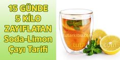 5 Weight Slimming Soda Lemon Tea in 15 Tagen - abnehmen cLUB Health Cleanse, Lose Weight, Weight Loss, Simple Life Hacks, Diet And Nutrition, Snacks, Soda, Detox, Health Fitness