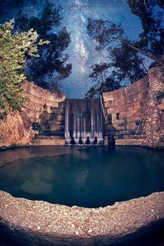 Seven Springs - Rhodes Greece by Dimitris Koskinas on 500px