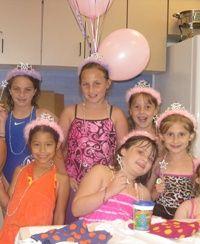 Birthday Parties At Keller Pointe A Indoor Pool