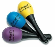 Rhythm Tech RT 2280 Maraquitas-Purple Pair by Rhythm Tech. $8.95. Mini maracas, small size, big sound, Latin sound great for studio, educators & kids
