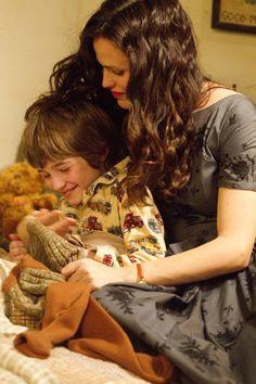 Still of Jennifer Garner and Cameron 'CJ' Adams in THE ODD LIFE OF TIMOTHY GREEN.