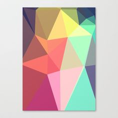 peace Stretched Canvas by Contemporary - $85.00