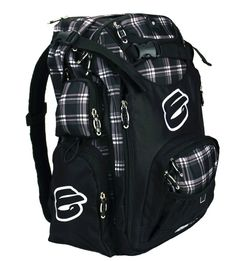 Elyts Backpack Plaid