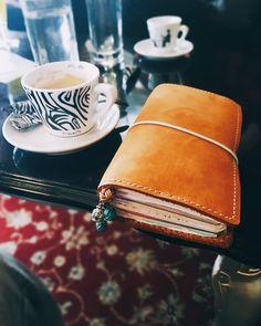 Travel Album, Hobonichi, Travel Themes, Layout Inspiration, Bullet Journals, Bookbinding, Travelers Notebook, Albums, Zip Around Wallet