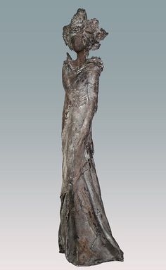 "Kieta Nuij - ""Dageraad"" | artes plasticas escultura | cool art | a r t | iconoCero"