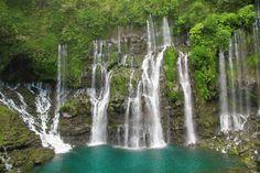 Le voile de la mariée, Ile de la Réunion