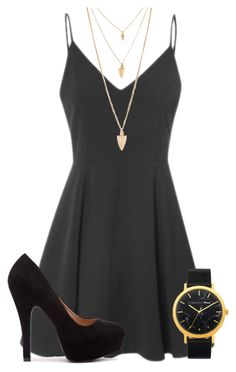 """""""Untitled #176"""" by spikkels ❤ liked on Polyvore featuring Forever 21"""