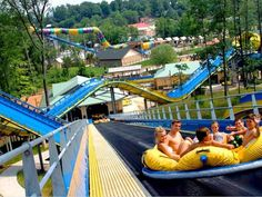 Holiday World & Splashin' Safari, Indiana | 31 Ridiculously Cool Water Parks To Visit With Your Kids