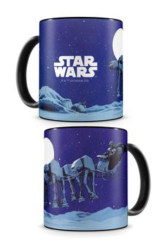 Star Wars Tasse AT-AT Sleigh Christmas Ver.