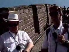 A Moment of Peace the Great Wall of China  with John-Roger, DSS and John Morton, D.S.S