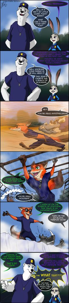 Zootopia Comic Nick and Judy Disney And Dreamworks, Disney Pixar, Walt Disney, Disney Characters, Zootopia Comic, Zootopia Art, Bubbline, Dc Movies, Disney And More