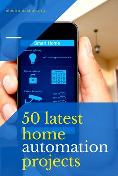 here are best home automation projects ideas with different modules