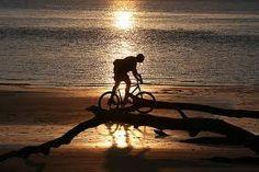 Biking on Jekyll Island