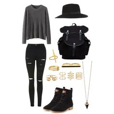 Untitled #12 by meeshalou on Polyvore featuring polyvore, fashion, style, Topshop, TOMS, Your Turn, Eddie Borgo, Maria Black, Jeweliq and Miss Selfridge