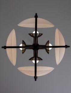 most charming pendant and luminous chandelier maybe you should have it 15 Pendant Chandelier, Chandelier Lighting, Custom Lighting, Lighting Design, Lamp Light, Light Bulb, Chandeliers, Deco Paint, Restaurant Lighting