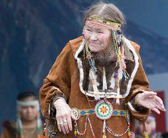 Koryak Elder from Kamchatka