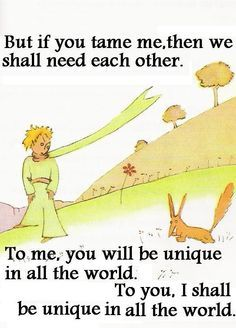 Most memorable quotes from The Little Prince , a Film based on Novel. Find important The Little Prince Quotes from book. The Little Prince Quotes about a prince's childhood. Check InboundQuotes for Petit Prince Quotes, Little Prince Quotes, Little Prince Fox, Quotable Quotes, Book Quotes, Me Quotes, Woman Quotes, Words Worth, Beautiful Words