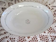 Petite Bouquet China Vegetable Bowl Signature by ChinaGalore, $15.00
