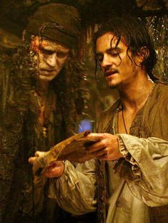 *WILL TURNER ~ Pirates of the Caribbean...I'm looking for this