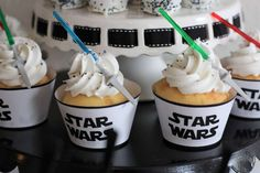 Star Wars party by Ashleigh Nicole Events | CatchMyParty.com