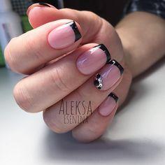 #manicure #beautifulmanicure #ideaformanicure #design #nails #beauty #style