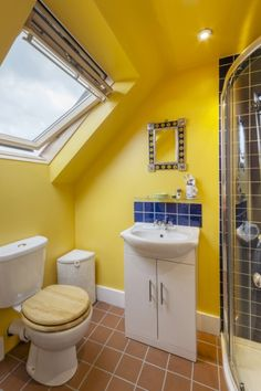 Loft Bathroom, Bathrooms, New Homes For Sale, Toilet, Loft Conversions, Building Ideas, Attic, Conversation, Flats
