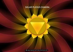 I am powerful. Solar Plexus chakra