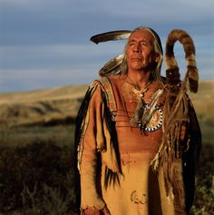 Dances with Wolves (1990). The wonderful Ten Bears....