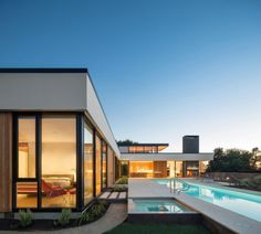 ASHASH Residence Exhibiting a Range of Outdoor Terraces and...