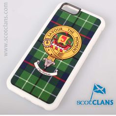 Duncan Clan Crest iPhone Case. Free worldwide shipping available.. Free worldwide shipping available.