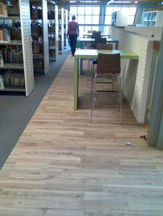 Bibliotheek Harderwijk HD naturals en Classic Montana