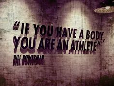 Se hai un corpo sei un atleta!! Bellissima!