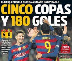 Termino Un Año Fenomenal Visca Barça