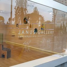 View of the Janus Gallery during the Zep à Montreux exhibition. Janus, Contemporary Jewellery, Museums, Switzerland, Galleries, Movie Posters, Art, Art Background, Film Poster