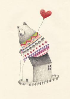 Work – Fotini Tikkou Illustration