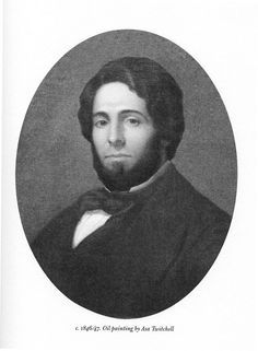 Young Herman Melville