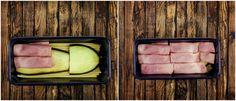 Tedd a tésztát sütőformába, öntsd rá a szószt és 40 perc múlva kész is a világ legfinomabb étele! - Ketkes.com Bacon, Vegetables, Spagetti, Ethnic Recipes, Veggie Food, Vegetable Recipes, Veggies
