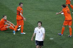 UEFA Euro 2012: Mats Hummels (Germany), great match againist the Netherlands. (Love the look on Hummels' face. LOL)